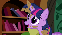 "Twilight ""I'd better see if Pinkie Pie needs help"" S5E3"