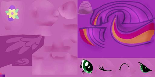 File:MLPGameloft-Beachberry texture.png