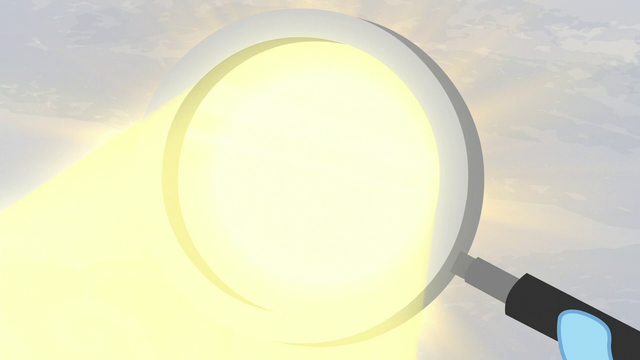 File:Sunlight goes through a magnifying glass S5E5.png