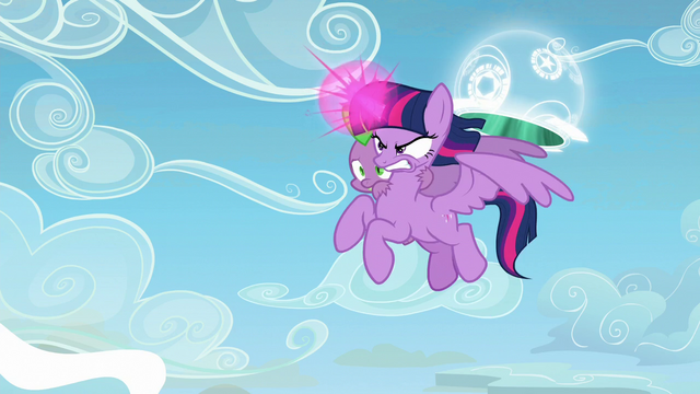 File:Twilight Sparkle about to use her magic S5E26.png