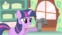 Twilight so you do promise S1E20