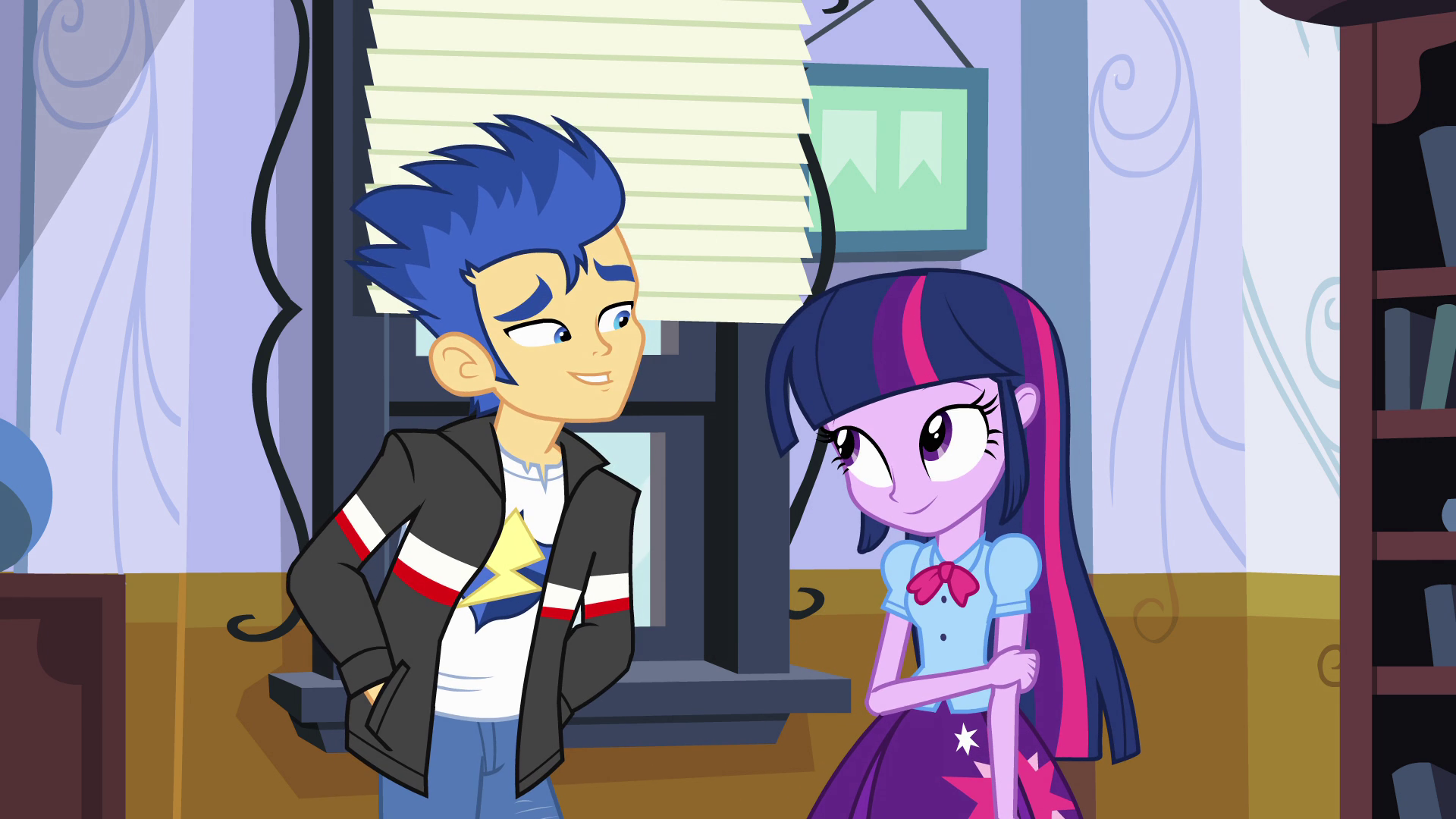 image   flash asks twilight to the dance eg png my little pony