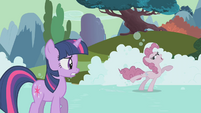 Pinkie Pie soapskating S2E02