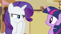 Rarity knows S2E23