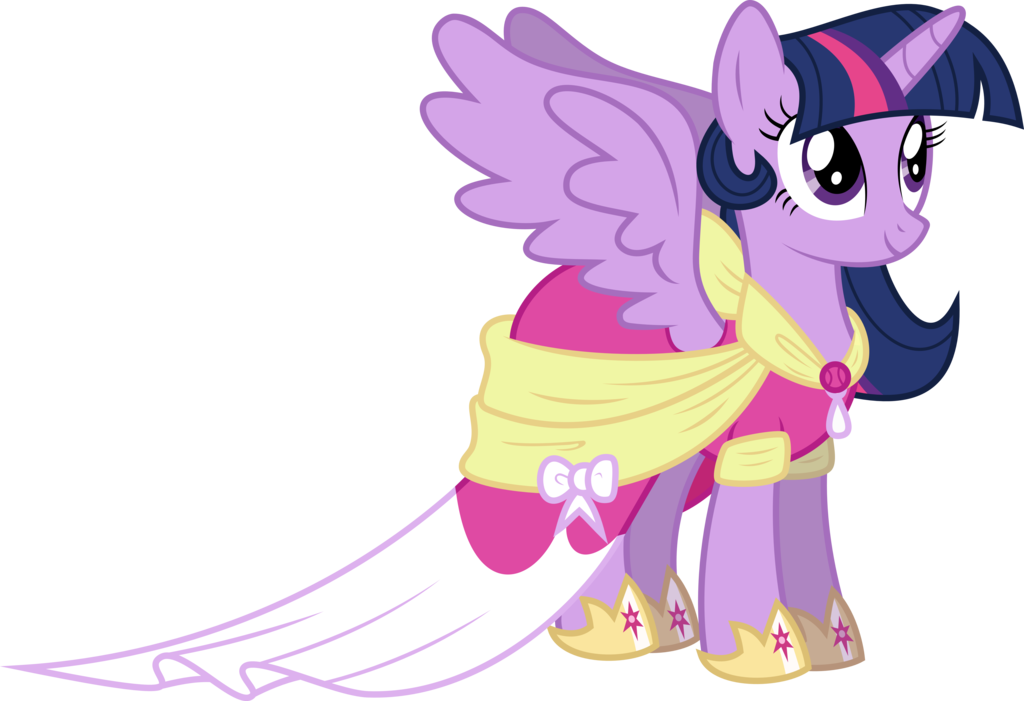 Archivo:My little pony vector princess twilight sparkle by ...