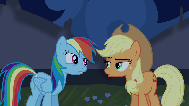 File:Rainbow Dash doesn't believe in ghosts S4E03.png
