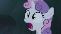 Sweetie Belle gasp S3E06