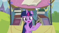 "Twilight ""well, not really"" S4E22"
