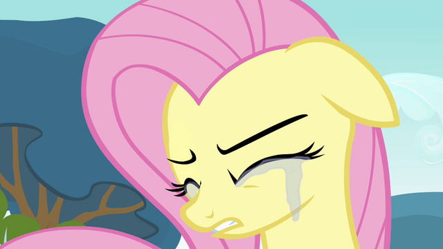 File:Fluttershy crying 2 S2E22.png