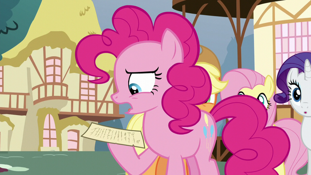 "File:Pinkie Pie ""continue this caper"" S5E19.png"