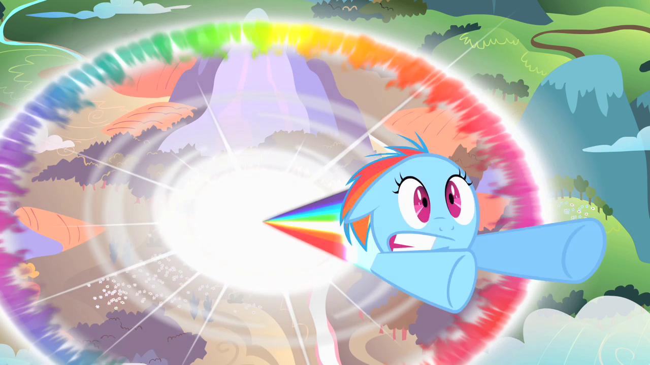 Sonic Rainboom Redux  Fimfiction