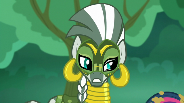 "File:Zecora ""But tell me..."" S5E26.png"