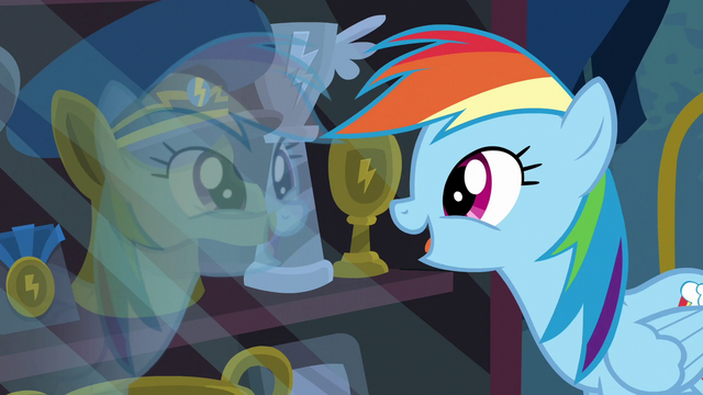 File:Rainbow marvels at the trophy display S6E7.png