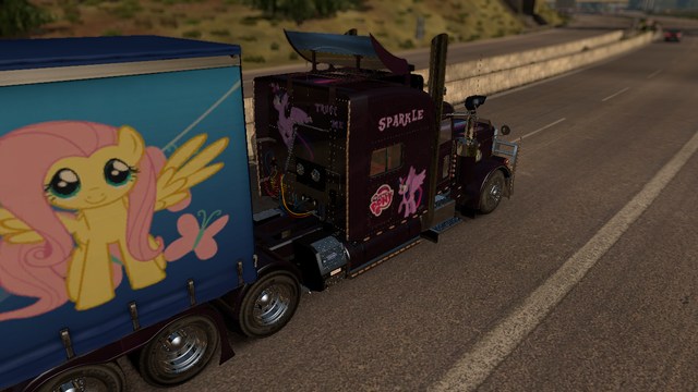 File:FANMADE ETS2 Peterbilt 389 Custom - Twilight Skin 5.png
