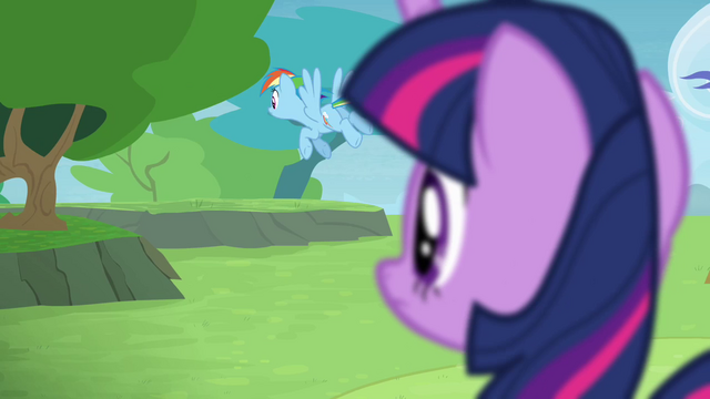 File:Twilight sees Rainbow flying away S4E10.png