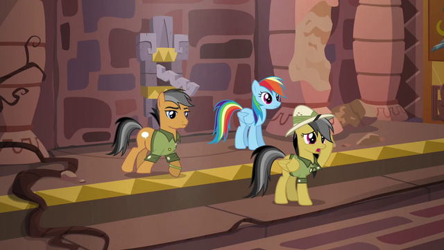 "File:Daring Do ""I'd rather not think about"" S6E13.png"