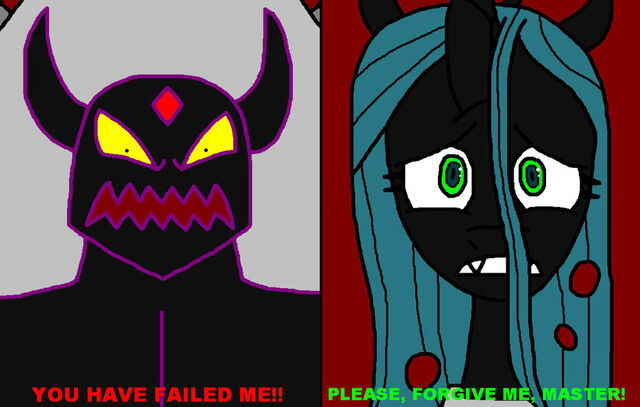 File:FANMADE Dark Shadow's Rage and Queen Chrysalis' Punishment by ian2x4.jpg