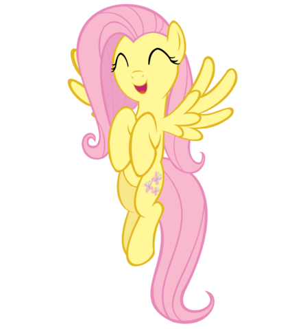 File:FANMADE Fluttershy by datNaro.png