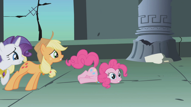 File:Pinkie Pie falls over from leaning too much S1E02.png