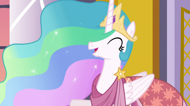"File:Princess Celestia ""can you imagine"" S5E7.png"