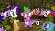 Spike is embarrassed S02E21