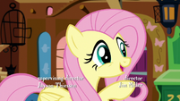 "Fluttershy ""I for one am exhausted"" S5E3"