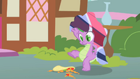 "Pinkie Pie ""a qwaysadiya?"" S01E24"