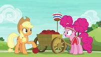 "Pinkie Pie ""if you say so"" S6E18"