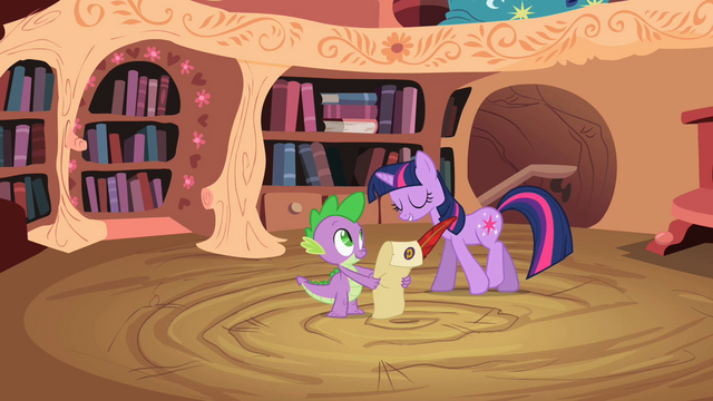 File:Spike watching Twilight S2E3.png