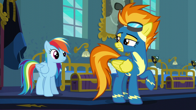 "File:Spitfire ""make quite an impression"" S6E7.png"