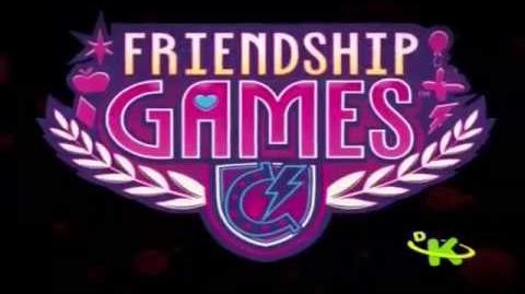Friendship Games (song) - Portuguese (Brazil)