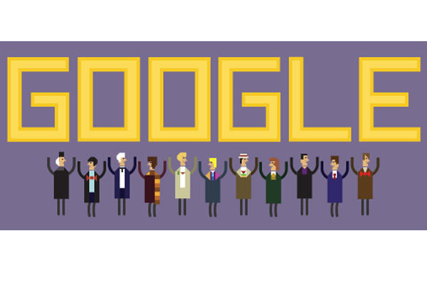 File:Google's Doctor Who 50th anniversary logo.jpg