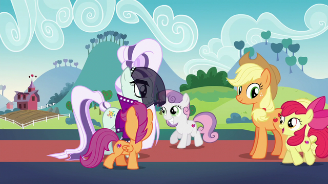 File:Cutie Mark Crusaders leave while starstruck S5E24.png