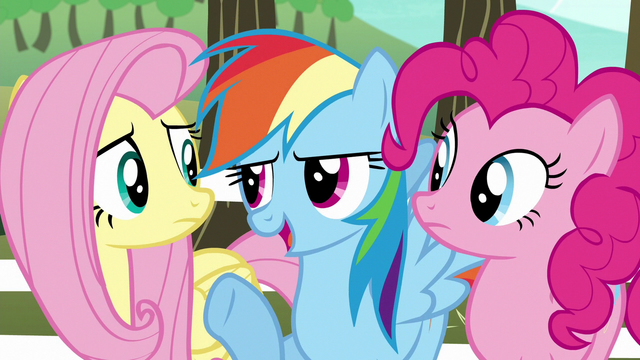 "File:Rainbow Dash ""obviously"" S6E18.png"