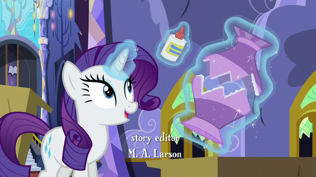 File:Rarity puts glue on broken pieces of vase S5E11.png