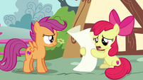 """Apple Bloom """"it may as well be"""" S6E19"""