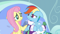 Rainbow Dash says it's alright S5E5
