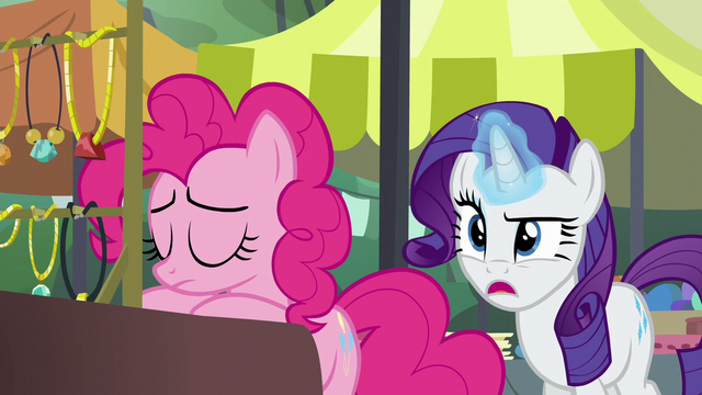 "File:Rarity ""all you have to say is"" S6E3.png"