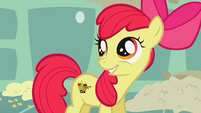 Apple Bloom false mark S1E12