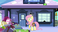 "Fluttershy surprised ""oh my goodness!"" S03E11"