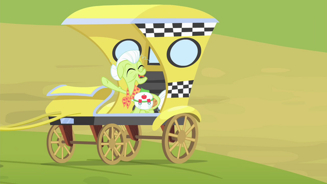 File:Granny Smith on the taxi waving S4E17.png
