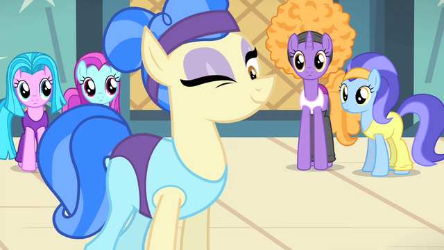Datei:Sapphire winking at Rarity S4E19.png