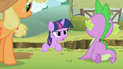 "Twilight ""two coincidences in a row"" S1E15"