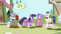 """Twilight singing """"can things ever go wrong"""" S03E13"""