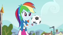 "Rainbow Dash ""well that's not gonna happen"" EG2"