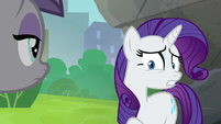 "Rarity ""stop giving me that look!"" S6E3"