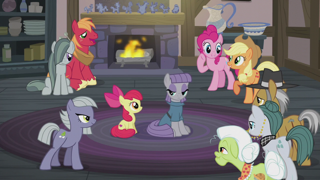 File:Apples and Pies gather around Maud S5E20.png