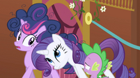 Rarity 'This is a fashion emergency' S1E1