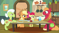 "Apple Bloom ""wish it hadn't been so exhaustin'"" S5E4"