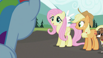 Fluttershy 'it can fly' S2E07